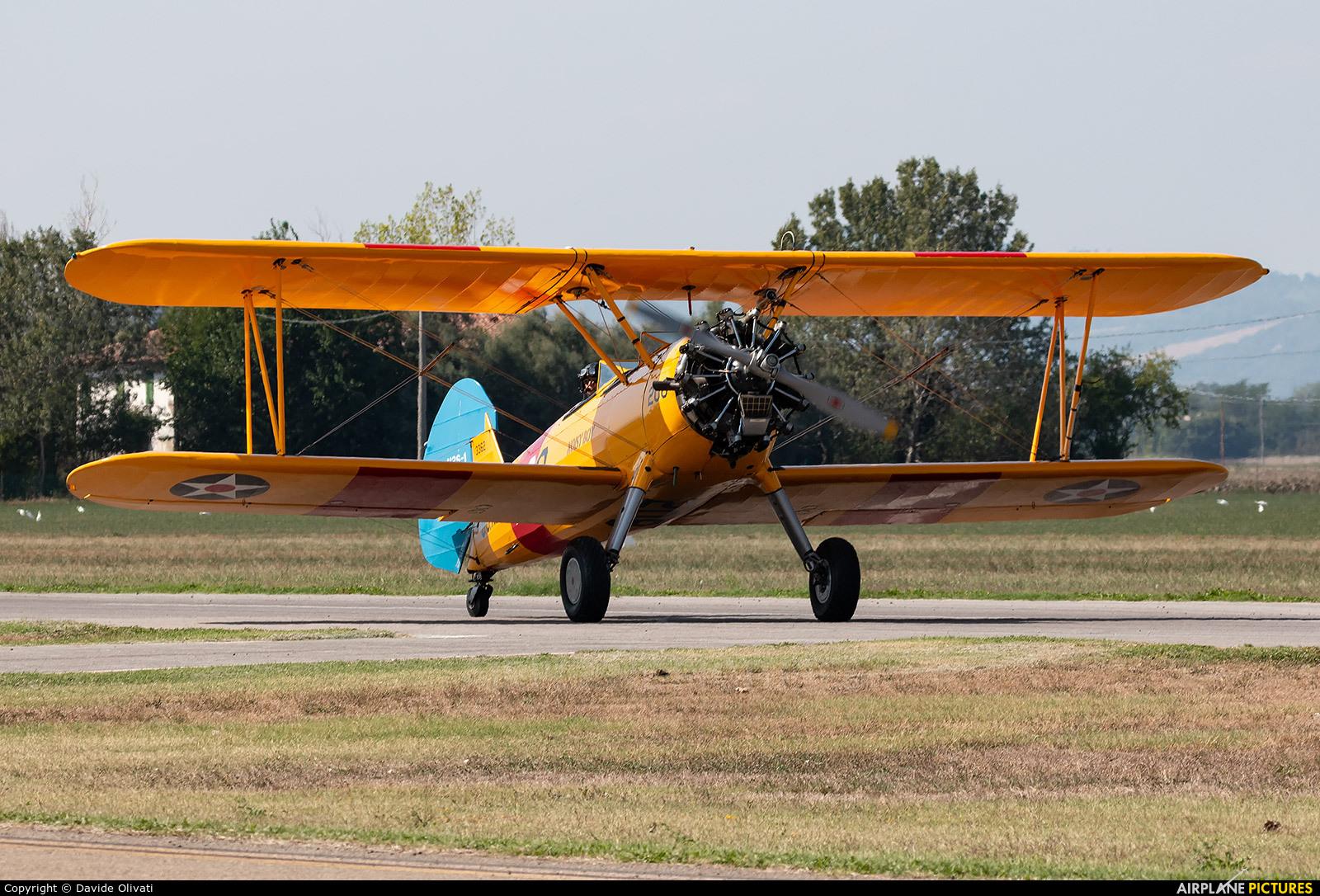 Private N53750 aircraft at Ozzano dell