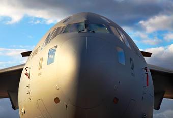 08-0001 - Strategic Airlift Capability NATO Boeing C-17A Globemaster III