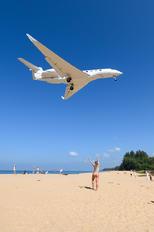 M-VITB - Private Gulfstream Aerospace G650, G650ER