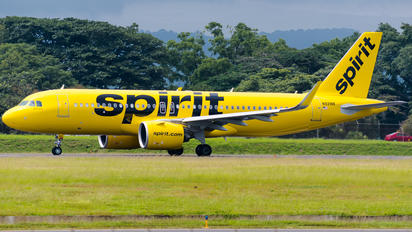 N921NK - Spirit Airlines Airbus A320 NEO