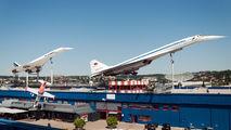 CCCP-77112 - Aeroflot Tupolev Tu-144 aircraft