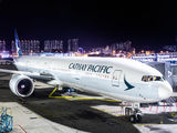 B-KPE - Cathay Pacific Boeing 777-300ER aircraft