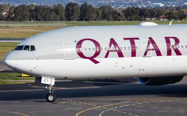 A7-BET - Qatar Airways Boeing 777-300ER