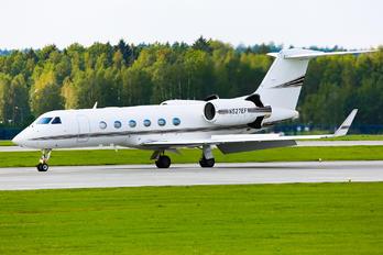 N527EF - Private Gulfstream Aerospace G-IV,  G-IV-SP, G-IV-X, G300, G350, G400, G450