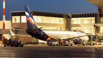 VQ-BVP - Aeroflot Boeing 737-800