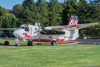N426DF - USA - Dept. of Agriculture / US Forest Service Grumman S-2T Turbo Tracker