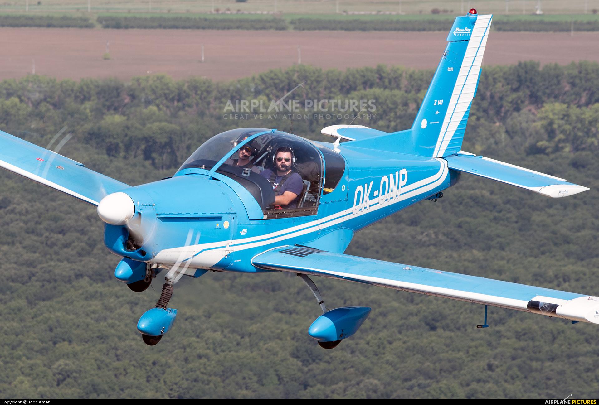 Blue Sky Service OK-ONP aircraft at In Flight - Slovakia