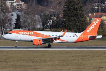 OE-IJH - easyJet Europe Airbus A320
