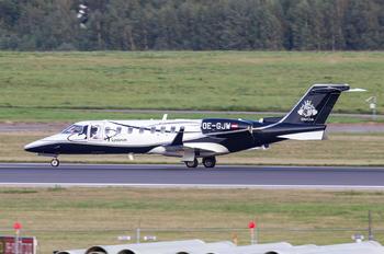 OE-GJW - Avcon Jet Bombardier Learjet 75 (LJ75)