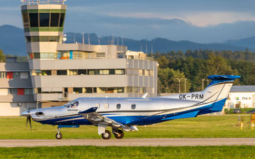 OK-PRM - Private Pilatus PC-12