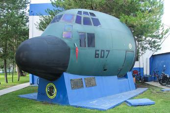 3607 - Mexico - Air Force Lockheed C-130A Hercules