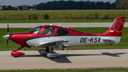 OE-KSX - Private Cirrus SR22