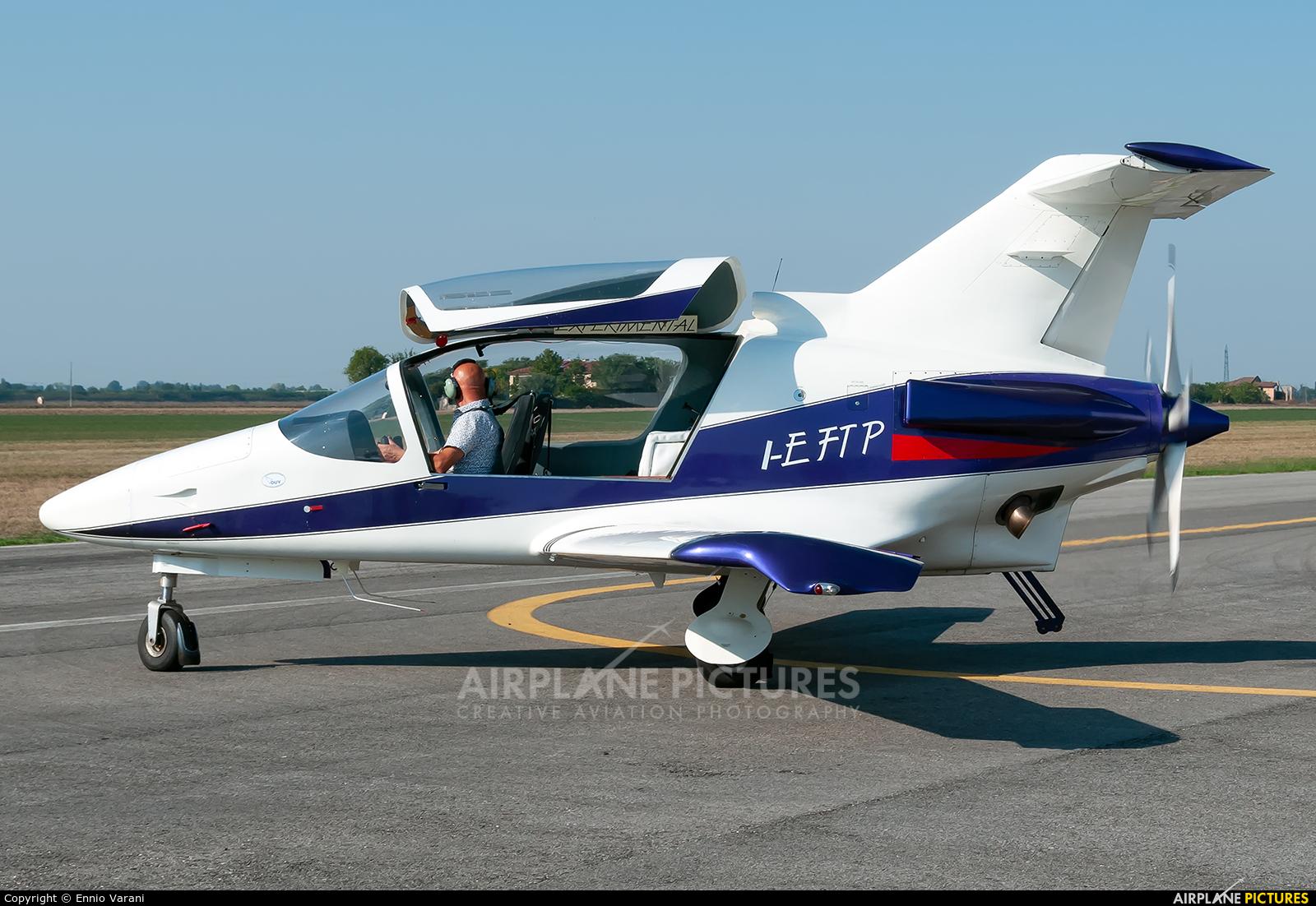Private I-EFTP aircraft at Ozzano dell