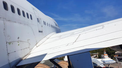 D-ABYM - Lufthansa Boeing 747-200