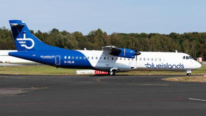 G-ISLM - Blue Islands ATR 72 (all models)
