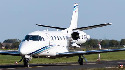 D-CSUN - Air Hamburg Cessna 560XL Citation XLS