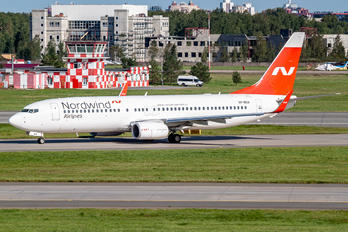 VP-BSA - Nordwind Airlines Boeing 737-800