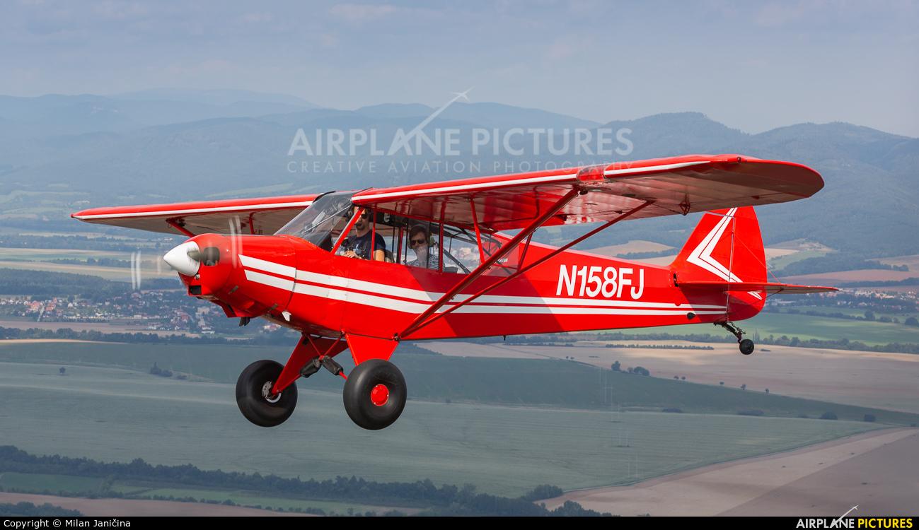 Private N158FJ aircraft at In Flight - Slovakia