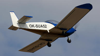 OK-SUA52 - Private Zenith - Zenair CH601 Zodiac