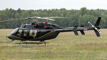 SP-TCB - Private Bell 407 aircraft