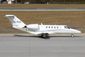 OE-FUX - Private Cessna 525A Citation CJ2