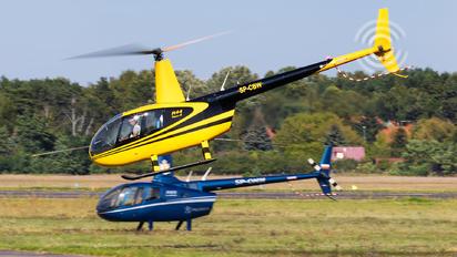 SP-CBW - Private Robinson R44 Raven II