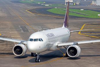 VT-TNP - Vistara Airbus A320 NEO