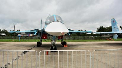 RF-95888 - Russia - Air Force Sukhoi Su-34