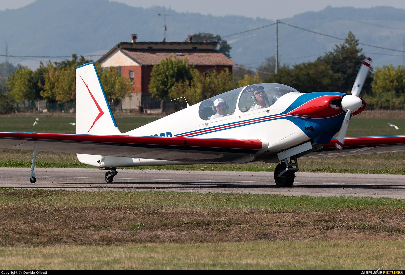 Private I-TORR aircraft at Ozzano dell