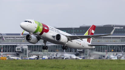 CS-TVE - TAP Portugal Airbus A320 NEO