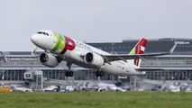 CS-TVE - TAP Portugal Airbus A320 NEO aircraft