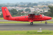 VP-FBL - British Antarctic Survey de Havilland Canada DHC-6 Twin Otter aircraft