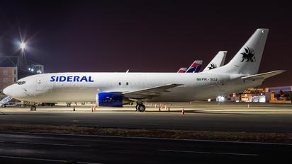 PR-SDJ - Sideral Air Cargo Boeing 737-400F