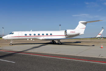 N780CR - Private Gulfstream Aerospace G-V, G-V-SP, G500, G550
