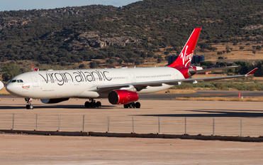 G-VRAY - Virgin Atlantic Airbus A330-300