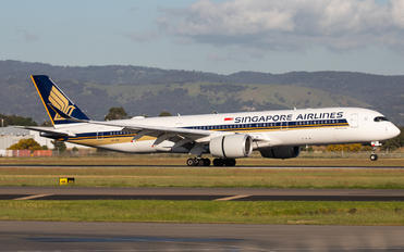 9V-SHN - Singapore Airlines Airbus A350-900