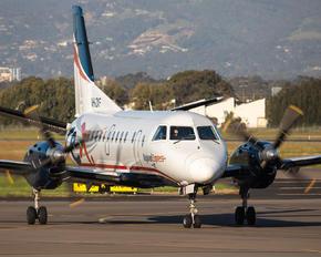 VH-ZXF - Regional Air Express (REX) SAAB 340