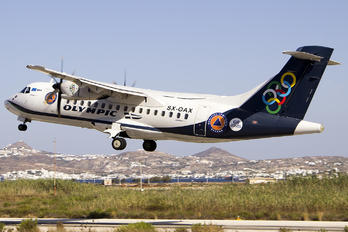 SX-OAX - Olympic Airlines ATR 42 (all models)