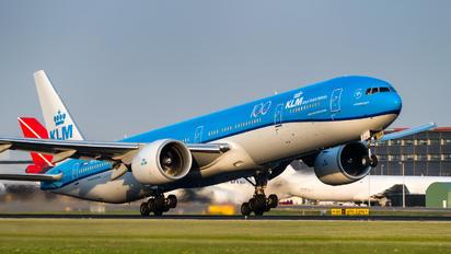 PH-BVU - KLM Boeing 777-300ER