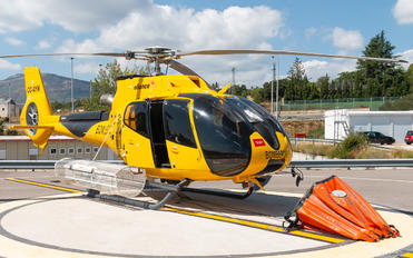 CC-AYN - Eliance Airbus Helicopters EC 130 T2