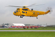 ZA105 - Royal Air Force Westland Sea King HAR.3 aircraft