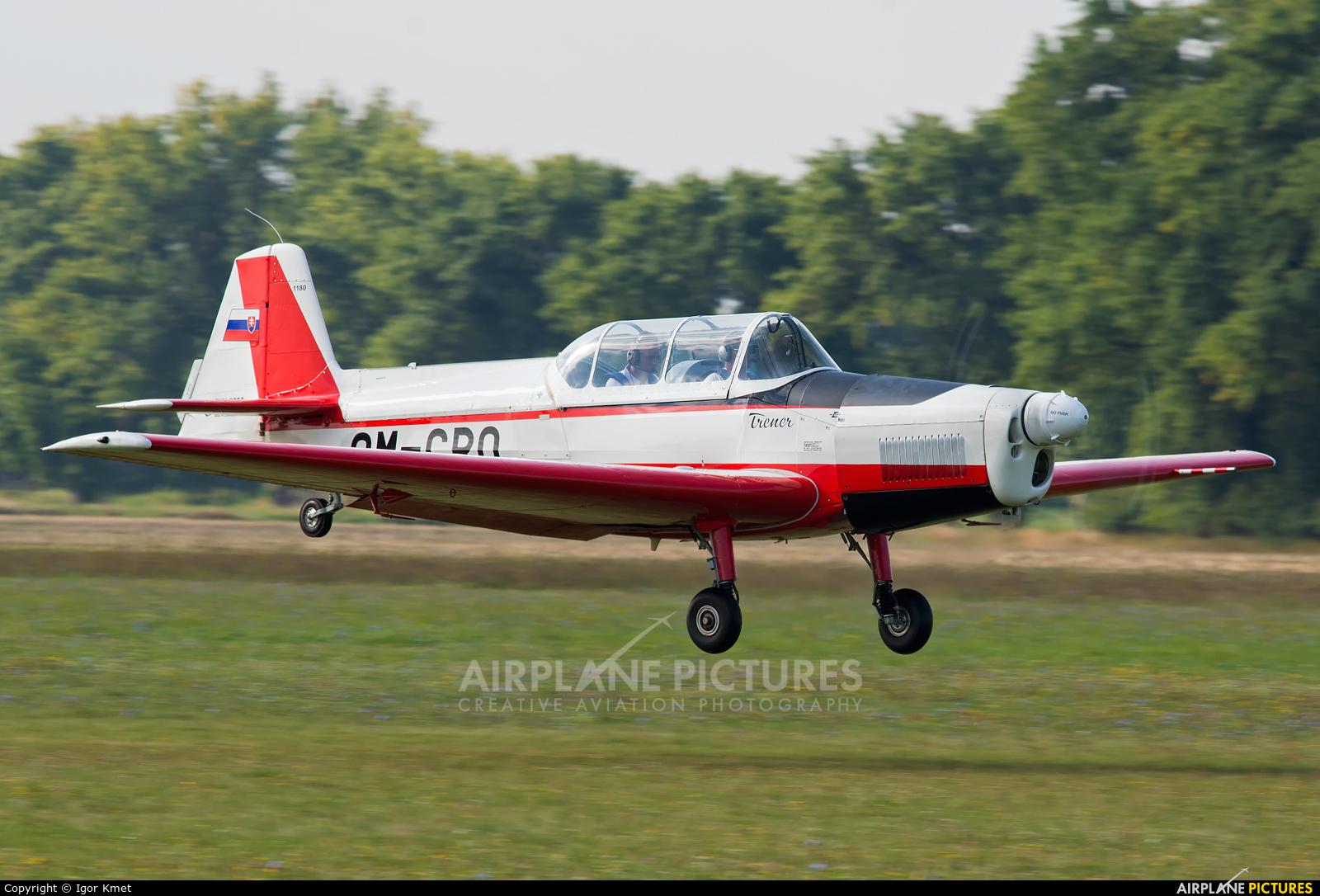 Slovensky Narodny Aeroklub OM-CRO aircraft at Nitra