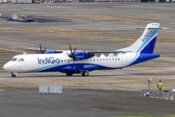 VT-IYH - IndiGo ATR 72 (all models)
