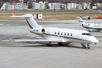 CS-CHE - NetJets Europe (Portugal) Bombardier BD-100 Challenger 350 series
