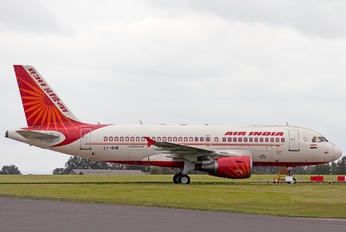 LY-BHE - Air India Airbus A319