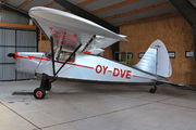 OY-DVE - Private SAI KZ III aircraft