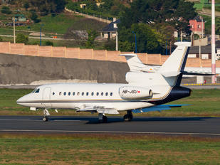 HB-JSU - Private Dassault Falcon 900 series
