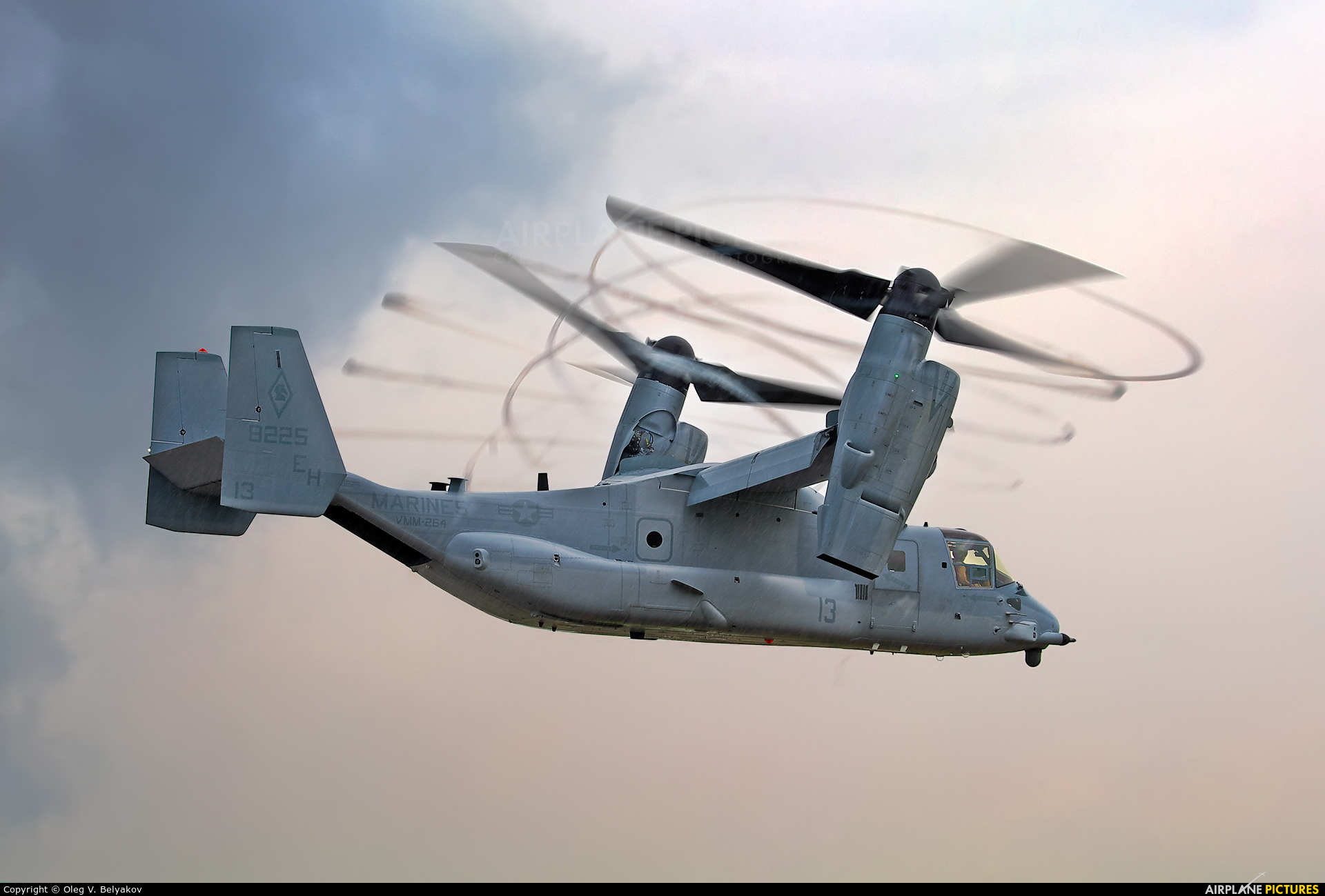 USA - Marine Corps 168225 aircraft at Fairford