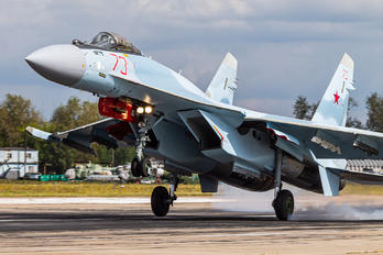 RF-81729 - Russia - Air Force Sukhoi Su-35S