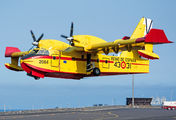 UD.14-01 - Spain - Air Force Canadair CL-415 (all marks) aircraft